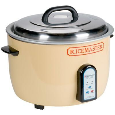 Town 74 Cup (37 Cup Raw) Electric Rice Cooker / Warmer - 230V, 1950W