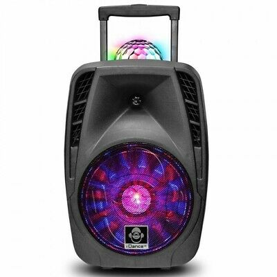 iDance All-In-One Portable Bluetooth Party System - 100w GROOVE216