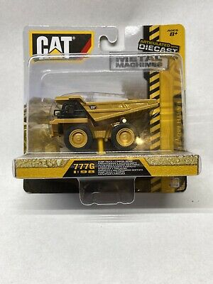 Earth Mover by Toy State 39510 1//98 Scale CAT 777G Dump Truck Diecast Model