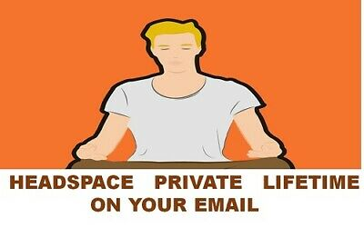 Headspace 12 Month Subscription private
