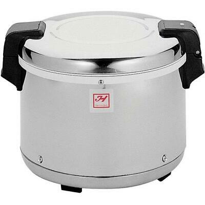 Thunder Group 30 Cup Rice Warmer with Mirror Finish - 120V