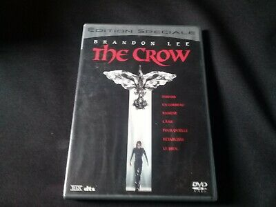 Dvd The Crow (Comme Neuf)
