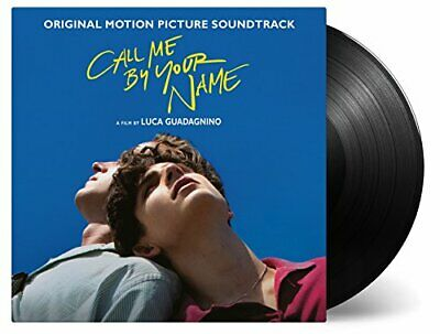 Original Soundtrack - Call Me By Your Name - Double LP Vinyl - New