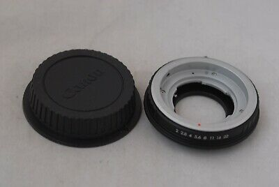 DKL to  EOS Canon Adapter Ring