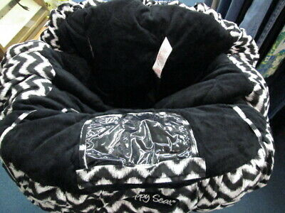 Floppy Seat  Plush Shopping Cart & Highchair Cover