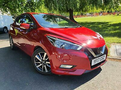 2017 Nissan Micra 1.5 dCi Acenta (s/s) 5dr