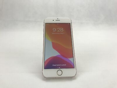 Apple iPhone 6S A1688, 32 GB Unlocked Rose Gold With Touch ID