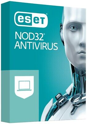 Eset Nod 32 Antivirus 2020 (1 Device) 1 Years Global Fast Delivery