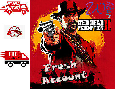 Red Dead Redemption 2 PC ((Freesh Steam Account))OFFLINE ACCOUNT +50 game
