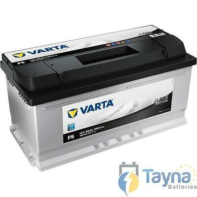 F5 Varta Black Dynamic Batterie de Voiture 12V 85Ah