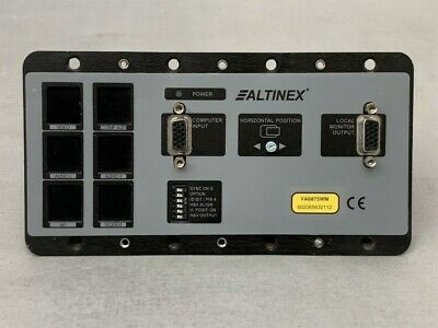 Altinex Wall/Furniture Mount Interface VA6875WM