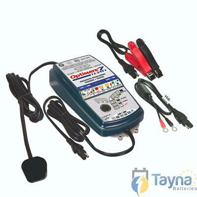 Optimate 7 12/24V 10A Batterie Charger & Optimiser
