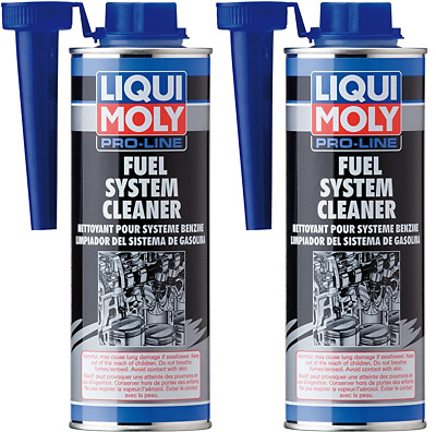 Liqui Moly PRO-LINE Fuel System Cleaner 500ml *Pack of 2*XLM2030 Made in Germany