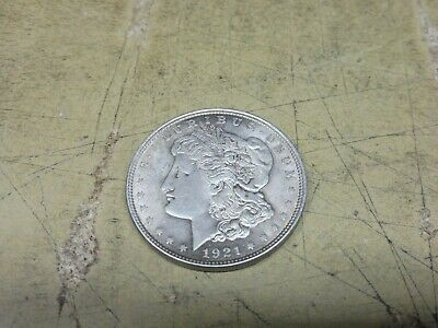 USA , 1921 , 1 $ Silber , One Morgan Dollar
