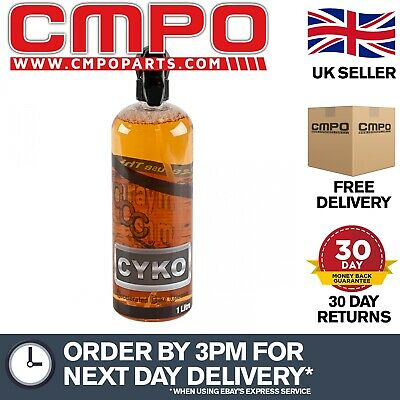 CYKO ABC Accelerated Bike Cleaner 1 Litre (MEQ003) (#003)