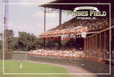 Continental-size MEMORIES OF FORBES FIELD, 1970 ROBERTO CLEMENTE IN RIGHT FIELD