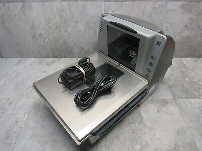 Ncr Realscan 78 Pos Grocery Scanner Scale + Pwr Supply ~ Tested - 7878-2000