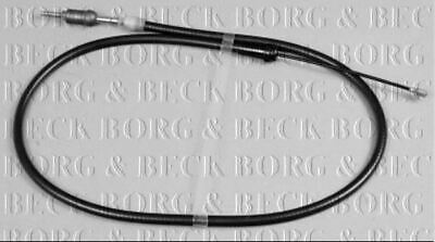 BORG & BECK CLUTCH CABLE FOR RENAULT TRAFIC Box Diesel 2.5 55KW