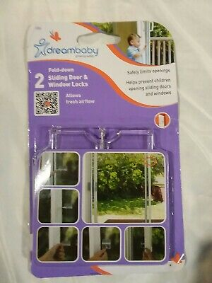 dreambaby sliding door and window locks 2