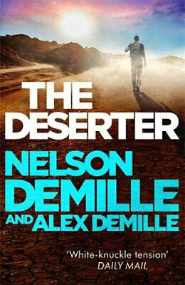 NEW The Deserter By Nelson DeMille Paperback Free Shipping