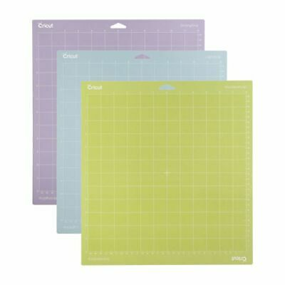 *New* Cricut CUTTING MAT VARIETY 12 x 12 *SALE* 3-Pack Factory Sealed Free Ship
