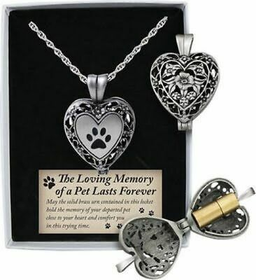 Pet Urn Necklace