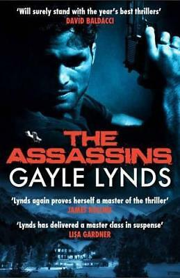 The Assassins (Judd Ryder & Eva Blake) by Gayle Lynds, NEW Book, FREE & FAST Del