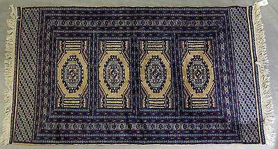 8366001 Oriental Carpet Wool Hand-Knotted 120x185cm