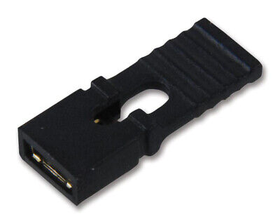 2.54mm Shorting Link with Handle, Black - SPC20479.