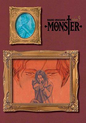 Monster, Vol. 9: The Perfect Edition by Urasawa, Naoki, NEW Book, FREE & FAST De