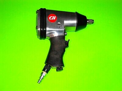 Campbell & Hausfeld Pneumatic Air Compressor Automotive 1/2 Impact Wrench Tool