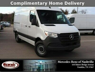 2019 Mercedes-Benz Sprinter 1500 HIGH Roof I4 144 RWD 2019 Mercedes-Benz Sprinter Cargo Van 1500 HIGH Roof I4 144 RWD Best Price Polic