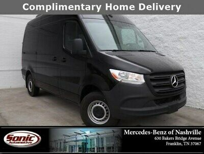 2019 Mercedes-Benz Sprinter 2500 High Roof V6 144 RWD 2019 Mercedes-Benz Sprinter Passenger Van 2500 High Roof V6 144 RWD Best Price P