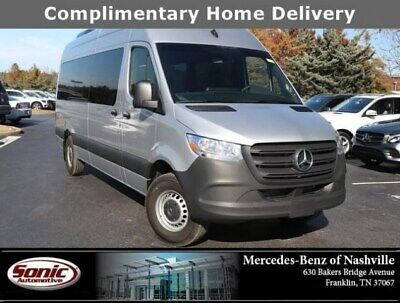 2019 Mercedes-Benz Sprinter 2500 High Roof I4 170 RWD 2019 Mercedes-Benz Sprinter Passenger Van 2500 High Roof I4 170 RWD Best Price P