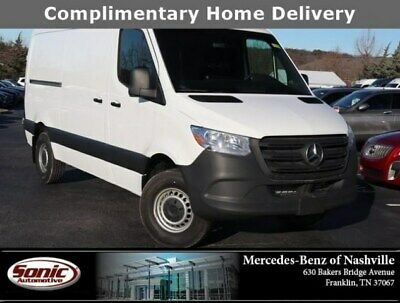 2019 Mercedes-Benz Sprinter 1500 Standard Roof GAS 144 RWD 2019 Mercedes-Benz Sprinter Cargo Van 1500 Standard Roof GAS 144 RWD Best Price