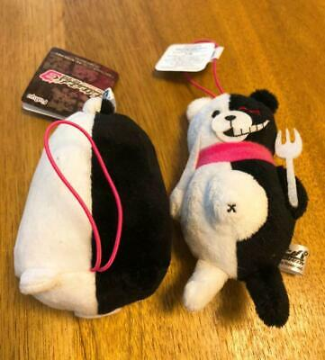 Danganronpa Plush Doll Mascot 2-Piece Set
