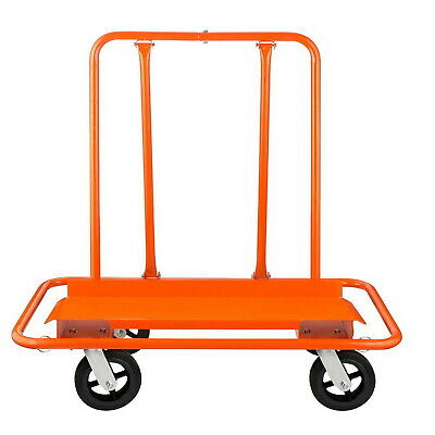 3000 lb Drywall Cart Dolly Pro Heavy Duty Handling Sheetrock Sheet Panel Service