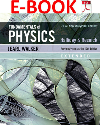 Fundamentals of Physics (11th edition) ✅ [P.D,F] ✅ Fast Delivery