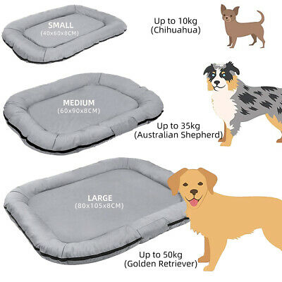 Removable Pet Bed Mattress Dog Cat Pad Mat Cushion Soft Winter Warm Washable