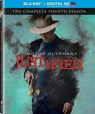 Justified: The Complete Fourth Season [Blu-ray] (Sous-titres français) [Blu-ray]