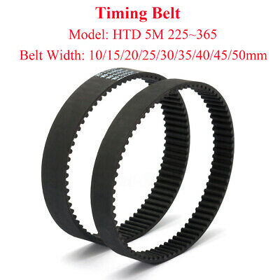 920mm Long Free Del 30mm Wide 920-8M-30 HTD Timing Belt 8mm Pitch