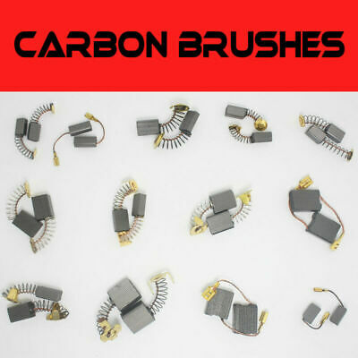 20Pcs Carbon Brushes Repairing Part Tool For Generic Electric Motor Various Size