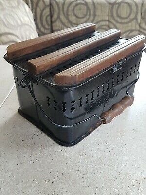Carriage charcoal  Foot Warmer