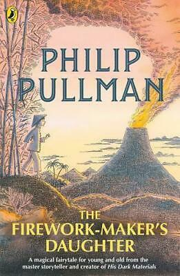 The Firework-Maker's Daughter by Pullman, Philip, NEW Book, FREE & FAST Delivery