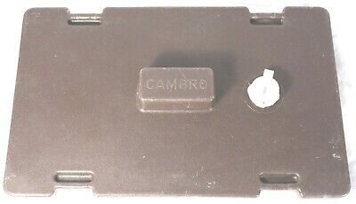 Cambro Beverage Dispenser 500LCD Part: Lid with Seal
