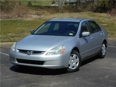 2005 Honda Accord LX LOW 64K MILES ACCIDENT FREE PRICED TO SELL! 2005 HONDA ACCORD LX LOW 64K MILES ACCIDENT FREE NON SMOKER CIVIC PRICED TO SELL