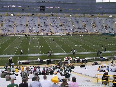 6 TICKETS CHICAGO BEARS @ GREEN BAY PACKERS 11/29 *Sec 121 Row 33*