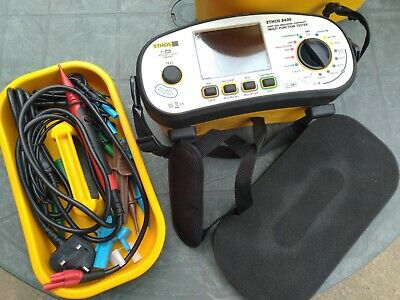Ethos 8400 multi tester perfect condition very little use insulation