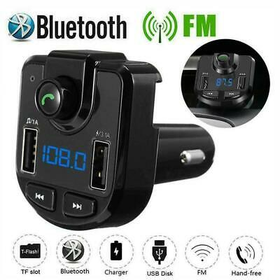Bluetooth-Car-Set-FM-Transmitter-Radio-MP3-Player-USB-Charger-Wireless-Handsfree