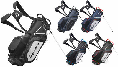 TaylorMade 8.0 Stand Bag 2020 Golf Carry Bag New - Choose Color!